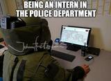 Being an intern memes