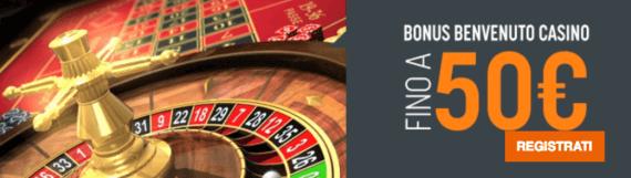 Casino bonus senza deposito 2019